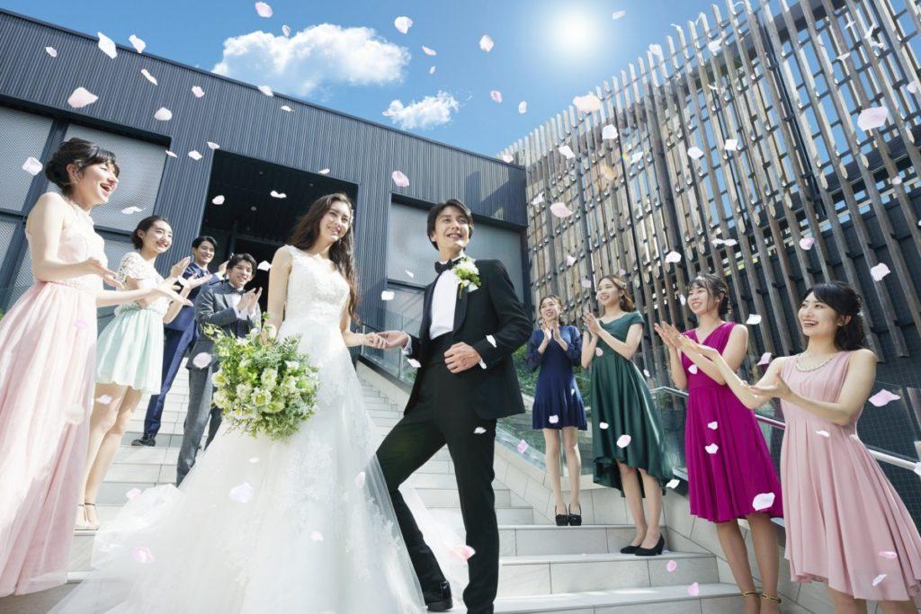 【チャペル重視の方!】<br>石の教会体験×大階段×ドレス見学フェア♪