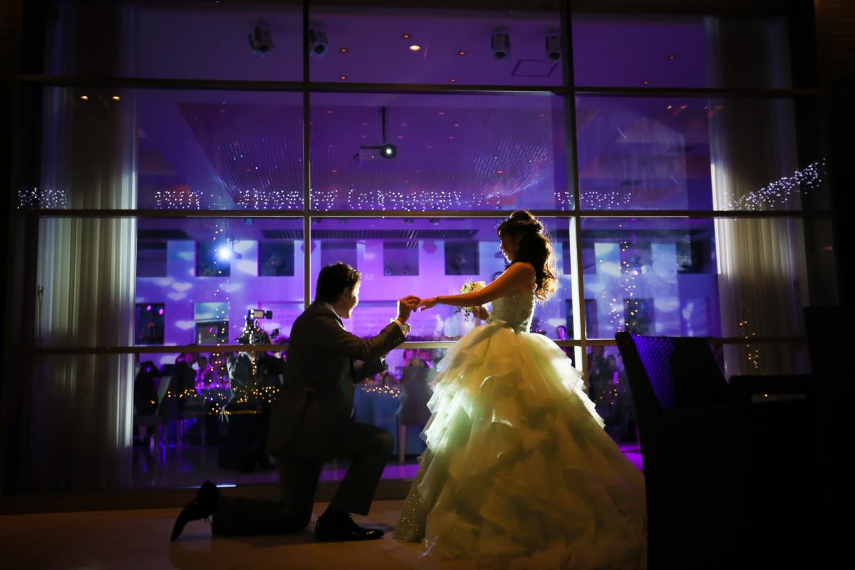 【当日のイメージが膨らむ!】<br>結婚式本番直前見学会