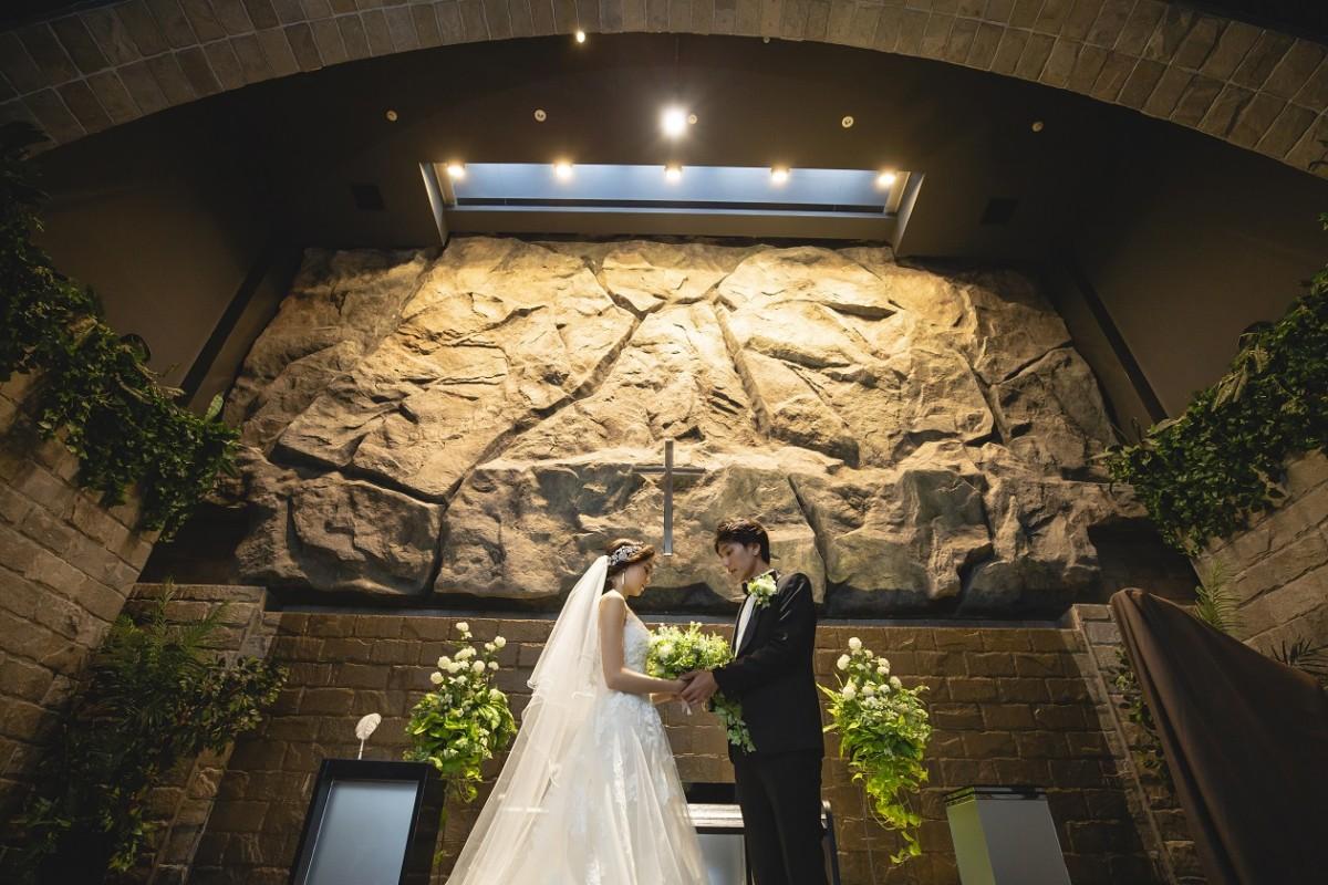 【チャペル重視の方!】 <br> ドレスが映える!エリア屈指の石の教会体験フェア