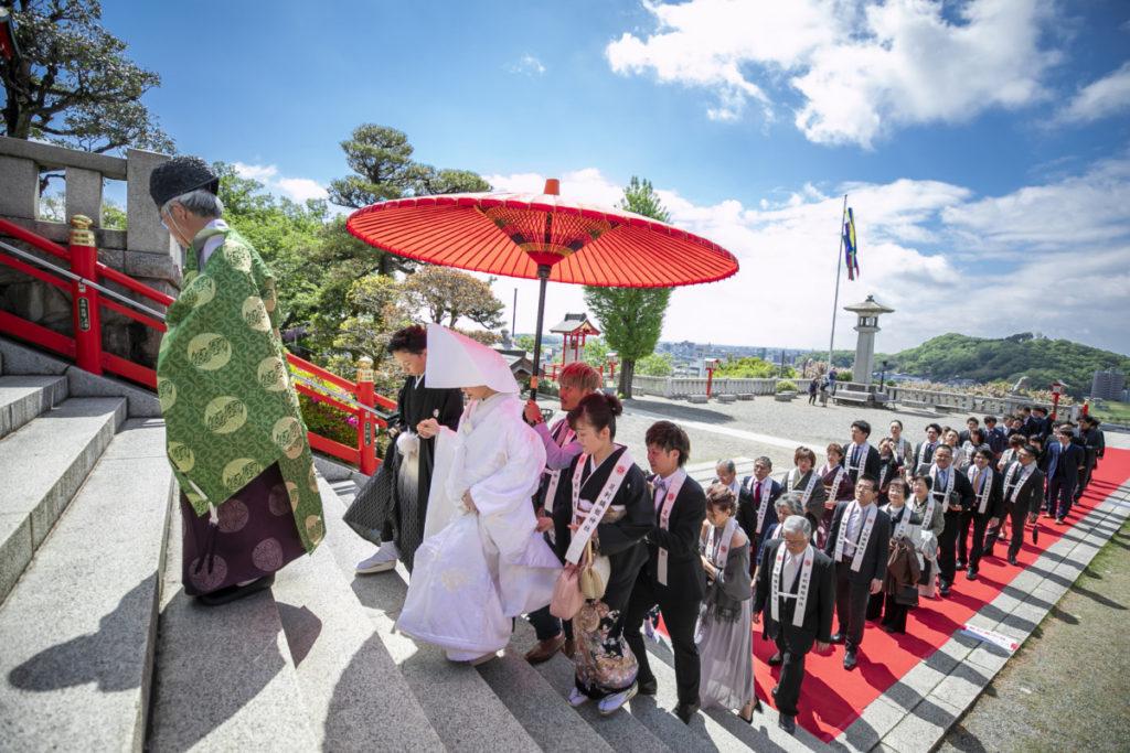 【織姫神社で神前式を!】恋人の聖地で叶う♥イマドキ和婚相談会