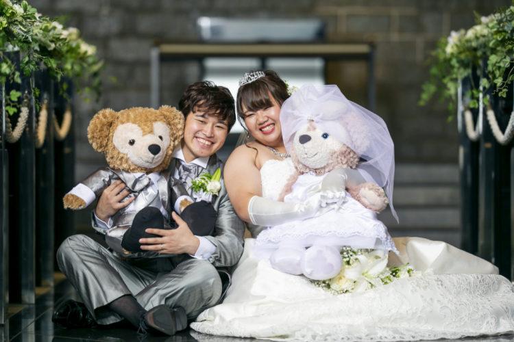 """""""夢の国""""Wedding♡"""